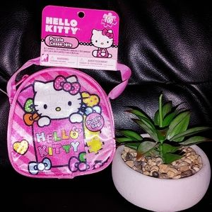 Hello Kitty Puzzle Purse with 100 Puzzle Pieces